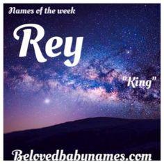 Beloved Baby Names: Names of the Week: Rey and Finn