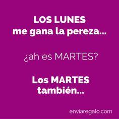 #martes #pereza www.facebook.com/EnviaRegaloMexico/