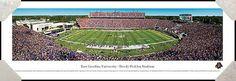 East Carolina University Pirates Dowdy Ficklen Stadium Framed Panoramic #NCAA #College #HomeDecor #OfficeDecor #DormDecor #InteriorDesign #Art #Gifts #Professionally #Framed #Poster #Picture #ReadytoHang