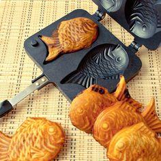 Japanese Fish-Shaped Pancake Maker