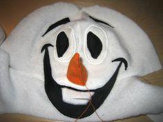 Frost Frozen Olaf  Sy et kostumet til babyen. Gratis sy mønster i str. 1 år - 80 cl. Hent symønsteret via linket herunder. Frozen Olaf free tutorial. Sew to a 1 year old. Get pattern here www.hannesolberg.cocone.dk
