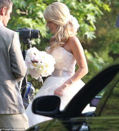 Emily Maynard from the #Bachelorette gets married