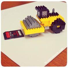 nanoblock Compactor