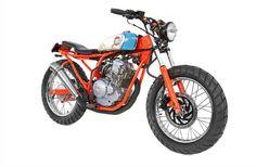 The Flug Scorpio 225 by Deus Ex Machina - Awesome Motorcycles