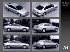 OG |1995 Audi A4 B5 | Full-size styling mock-ups
