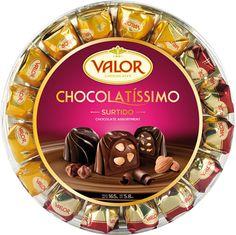 La rueda Chocolatissimo con varios sabores, te sorprenderán...