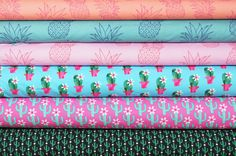 Zomerse tricots en sweaterstoffen! Fabric Crafts, Sewing Projects, Fabrics, Retro, Tricot, Tejidos, Clothes Crafts, Neo Traditional, Fabric