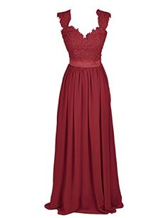 Dressystar Straps Bridesmaid Prom Dresses with Lace Appliques Bodice Size 2 Burgundy Dressystar http://www.amazon.com/dp/B00PC6PM96/ref=cm_sw_r_pi_dp_DnjOub052M1AT