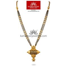 Shop bridal jewellery and South Indian mangalsutra online from Kameswari Jewellers! Gold Jewelry Simple, Gold Rings Jewelry, Tikka Jewelry, Gold Jewellery, Unique Jewelry, Jewelry Design Earrings, Gold Earrings Designs, Pendant Jewelry, Beaded Jewelry