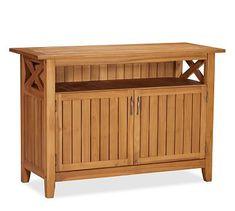 Patio Bar Pottery Barn New Ideas - Modern Outdoor Bar Furniture, Cheap Patio Furniture, Teak Furniture, Furniture Sale, Home Decor Furniture, Outdoor Decor, Outdoor Living, Outdoor Stuff, Lounge Furniture