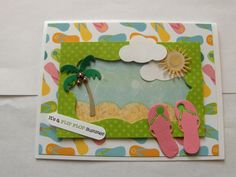 Summer Fun Card Class with Maggi on July 12 and 13 - card 4