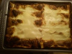Topfenpalatschinken Überbacken Butter, Lasagna, Pie, Ethnic Recipes, Fett, Desserts, Muffins, Blog, Cheesecake Bars