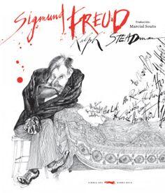 Sigmund Freud, de Ralph Steadman  Una reseña de Juan Campbell-Rodger Editorial Libros del Zorro Rojo http://www.librosyliteratura.es/sigmund-freud.html
