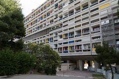 Marseille - La Cité Radieuse - Le Corbusier | Flickr - Photo Sharing!