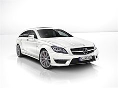 2014 Mercedes-Benz CLS 63 AMG S-Model Image