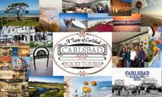 July 14, 2016 from 11:30am to 3:00pm, , Carlsbad Food Tours! on 07/14/2016 at