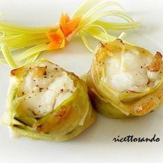 Golosini di rana pescatrice. Condiviso da: http://ricettosando.blogspot.it/