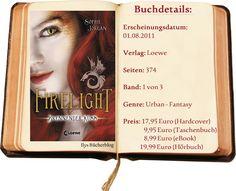Ilys Bücherblog: (Rezension) Firelight - Brennender Kuss von Sophie Jordan Fantasy, Jordans, Photo And Video, Cover, Books, Pocket Books, Reading, Libros, Book