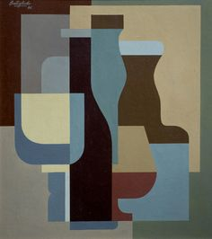 MID-CENTURIA : Art, Design and Decor from the Mid-Century and beyond: José Pedro Costigliolo Paintings
