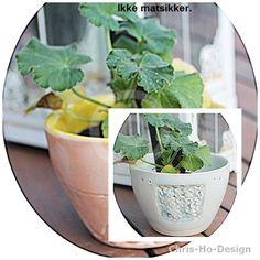 Små potteskjulere/lyslykter - feilvare. - Chris-Ho.com