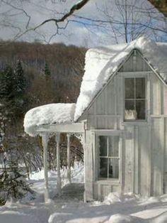 Winter getaway.