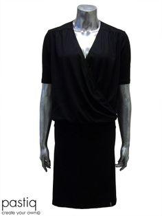 Zwarte jurk voor Arianne