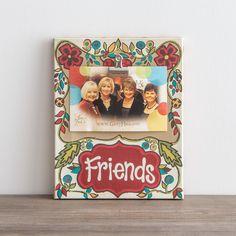Friends - Canvas Clip Frame