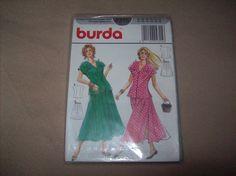 Burda Skirt and Jacket, burda sewing Pattern 4315 by vintagecitypast on Etsy