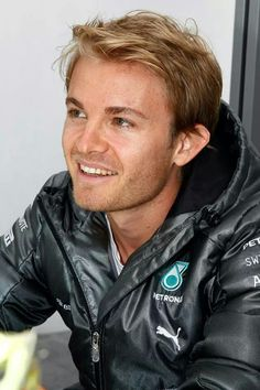 Nico Rosberg.  In a world where it would be very possible to be very full of oneself, he carries himself like a true gentlemen and the genuine concern for others shows.