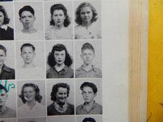 1942 STAN FREBERG Alhambra City High School California YEARBOOK Alhambran