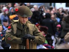 """I Vow to Thee, My Country."" - Remembrance Day Canada"