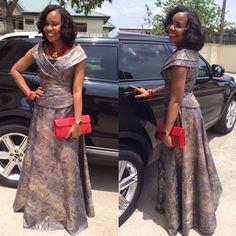 Aso-Ebi StyleBlazer: Fabulously Eclectic WDN Aso-Ebi Style - Wedding Digest NaijaWedding Digest Naija