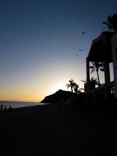 #Bahia #Kino #Playa #Aves #Naturaleza #Atardecer #Sonora #México #Mar