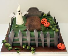 Halloween Cakes | Divine Party Concepts | Mobile Version