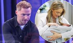 Ronan Keating hosts The One Show just 48 hours after birth of his son