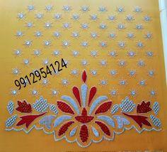 Aari Embroidery, Stitching, Blouse, Tableware, Design, Costura, Dinnerware, Tablewares