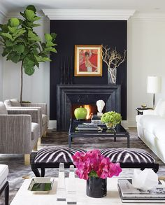 February is typically the coldest, gloomiest month of the year, so it's no surprise our top pins of the month are all warm and inviting spaces. Kitchens, living rooms and bathrooms were the top picks on our Pinterest boards. Click through to see our most pinned images in February. Did your favorite make the list?