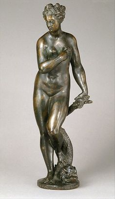 Venus Marina. Girolamo Campagna  (1549–1625). Date: Venice, late 16th century. Height: 17 1/2 in. (44.5 cm). -The Metropolitan Museum of Art-