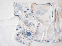 Free Sewing Pattern - Baby Kimono