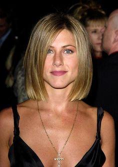 Brilliant Friends Turns 20 Look Back At The Rachel Haircut More Styles Short Hairstyles Gunalazisus