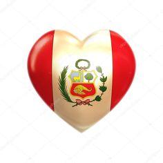 Scarica - Amo il Perù — Immagini Stock #2608161