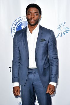 34 Pictures That Will Make You Realize You Have a Big Crush on Chadwick Boseman