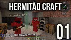 HermitCraft Modsauce 2 - Hermitão Craft - Survival o início de Tudo