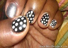 short nail design » Nail Designs & Nail Art