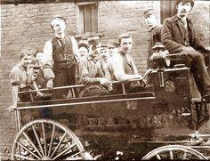 KC Police history - wagon