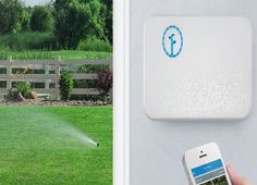 Rachio Smart Sprinkler Controller is a great gadget, and if your home spaces matter to you, then you will love the convenience of being able to irrigate
