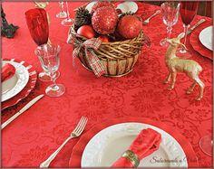 Mesa de Natal - O Natal de 2015
