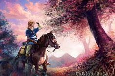 Zelda: Breathe of the Wild
