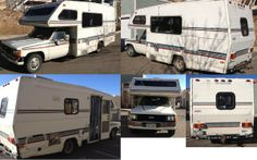 1994 Toyota Winnebago Warrior With Only 49 000 Miles In