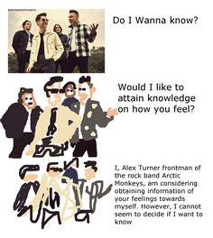 Arctic Monkeys Problems